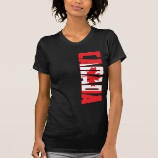 Canada Flag T Shirts