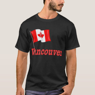 Canada Flag - Vancouver T-Shirt