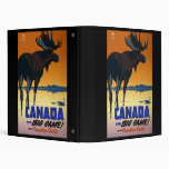 Canada For Big Game Binders