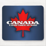 "Canada ""From Sea to Sea"" Mouse Pad"