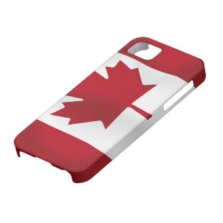 Canadá Funda Para iPhone 5 Barely There