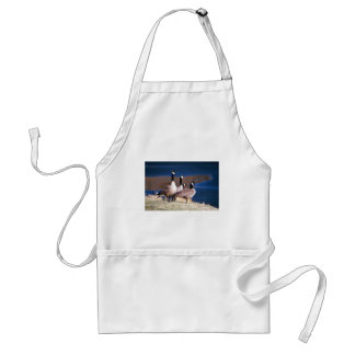 Canada geese apron
