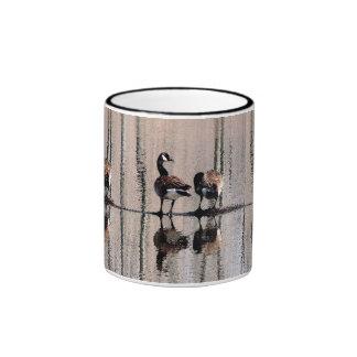 Canada Geese Coffee Mugs