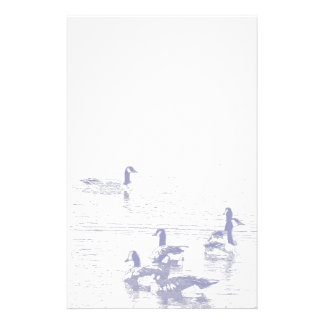 Canada Geese Stationery