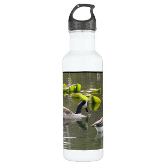 Canada Geese Water Bottle