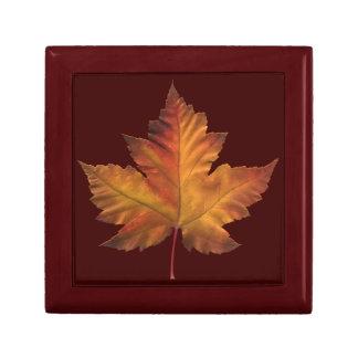 Canada Gift Box Canada Souvenir Canada Jewelry Box