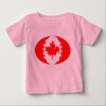 Canada Gnarly Flag T-Shirt