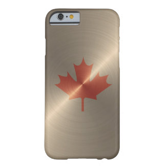 Canada Gold Maple Leaf Barely There iPhone 6 Case