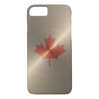 Canada Gold Maple Leaf iPhone 7 Case