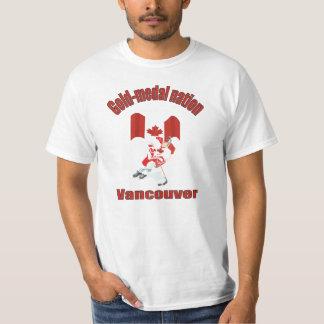 Canada Gold Medal Winners T-Shirt