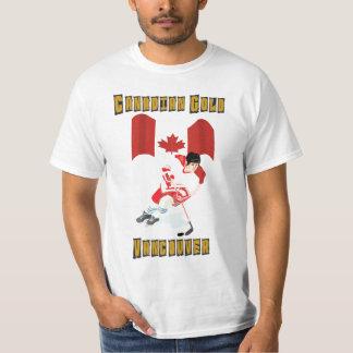 Canada Gold - Mens Olympic Hockey T-Shirt