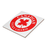 CANADA GOOD LUCK Edition Azulejo