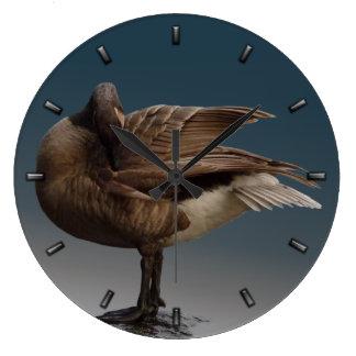 Canada Goose Clock Gifts Canada Goose Wall Clock