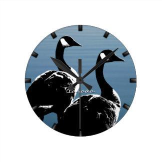 Canada Goose Clock Gifts Canada Souvenir Clock