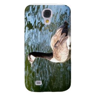 Canada Goose Closeup Galaxy S4 Cover