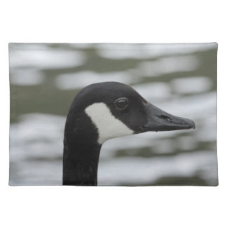 Canada goose cloth placemat