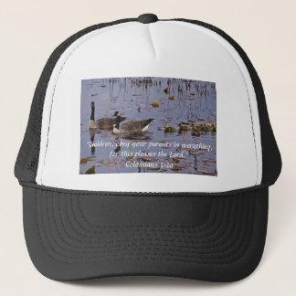 Canada Goose Family Trucker Hat