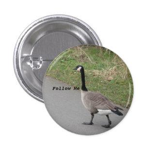 Canada Goose Follow Me Button