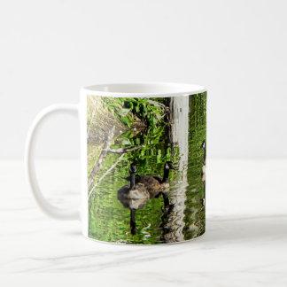 (Canada) Goose Green Coffee Mug