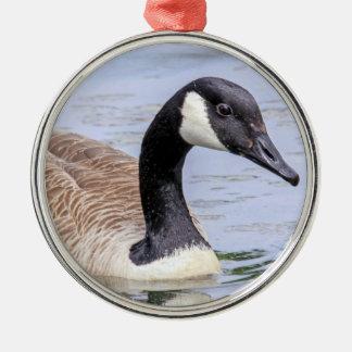 Canada Goose Metal Ornament