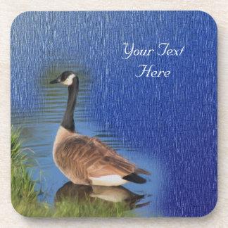 Canada Goose Nature Art Coaster Set