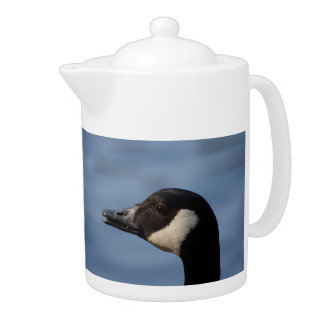 Canada Goose Teapot