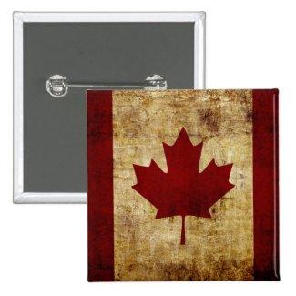 Canada/grunged flag