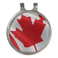 Canada Hat Clip and Ball Marker