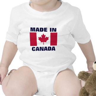CANADÁ: Hecho en Canadá Trajes De Bebé