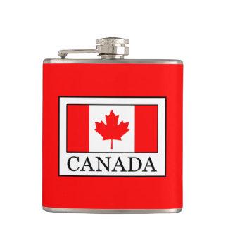 Canada Hip Flask
