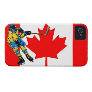 CANADA HOCKEY Case-Mate iPhone 4 CÁRCASA