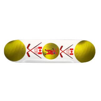 CANADA HOCKEY GOLD-SKATEBOARD SKATEBOARD