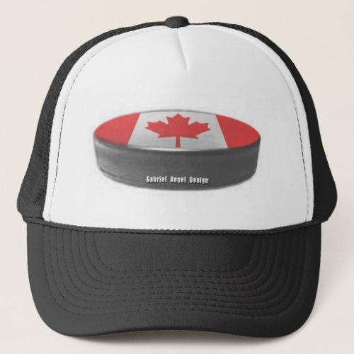 Canada Hockey Trucker Hat