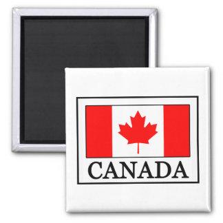 Canadá Imán Cuadrado
