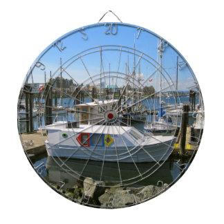 CANADA, Inner Harbour, Victoria, BC Dart Board