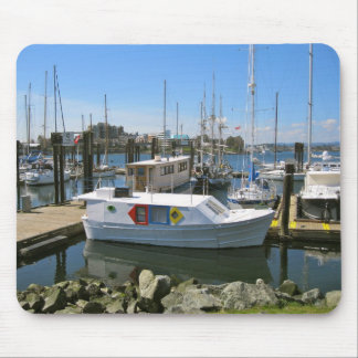 CANADA, Inner Harbour, Victoria, BC Mouse Pad