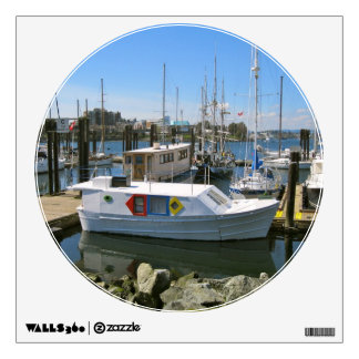 Victoria Wall Decals Wall Stickers Zazzle - Decals for boats canada