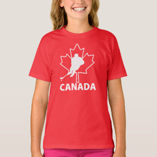 CANADA inspired Graphic TEE