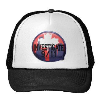 Canadá investiga 9/11 gorra de la verdad
