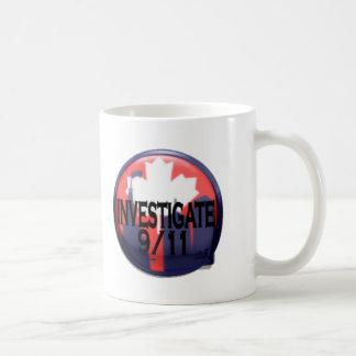 Canadá investiga 9/11 taza