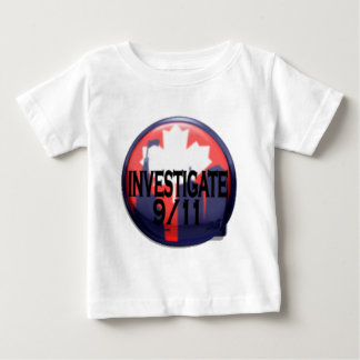 Canada Investigate 9/11 Infant T-Shirt
