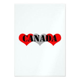 Canada Custom Invites