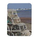 Canadá, Isla del Principe Eduardo, Rustico. Langos Imanes Rectangulares
