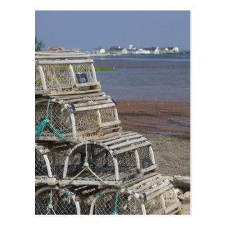 Canadá, Isla del Principe Eduardo, Rustico. Langos Postales