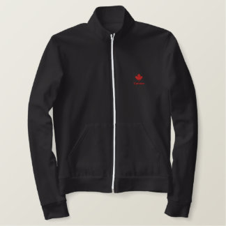 Canada Jacket - Red Canada Maple