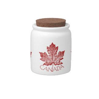 Canada Jar Canada Souvenir Candy Jars Customize