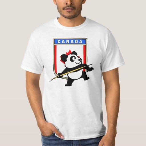 Canada Javelin Panda T-Shirt