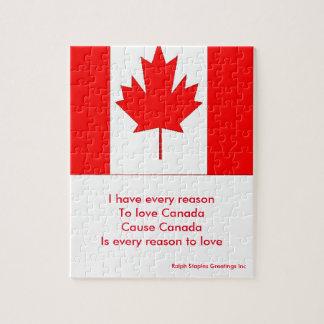Canada Jigsaw Puzzle