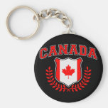 Canada Key Chains