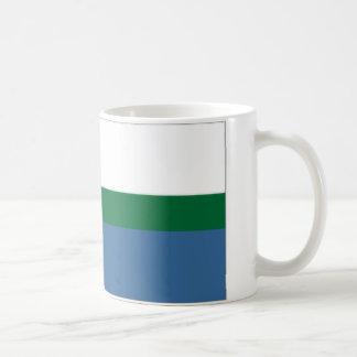 Canada Labrador local flag Mugs